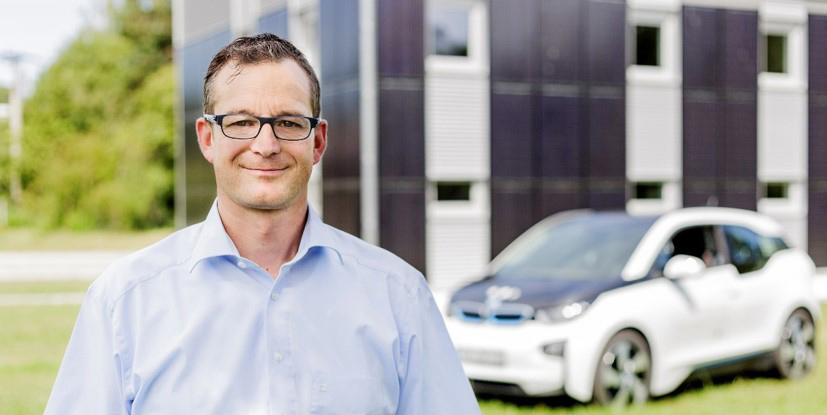 Marco Krasser, CEO of SWW Wunsiedel, is a longtime frontrunner of the integration of renewables for a sustainable energy supply on the municipality level.